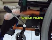 model kursi roda anak