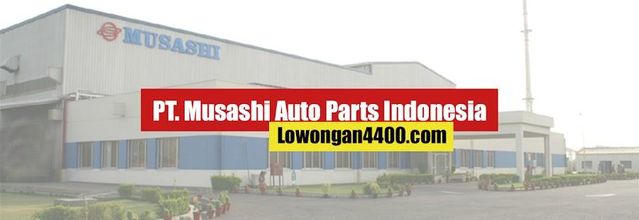 Lowongan Kerja Admin PT. Musashi Auto Parts Indonesia EJIP