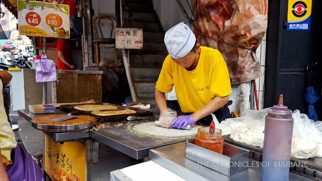 Tamsui food