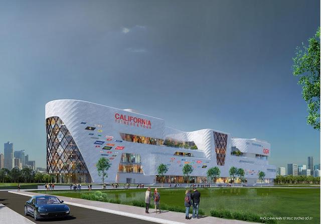 Trung tâm thương mại Khang Gia