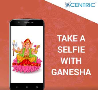 Selfie with Ganesha Contest