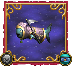 Wizard101 Fishing Dragonspyre Fish Soul Searcher