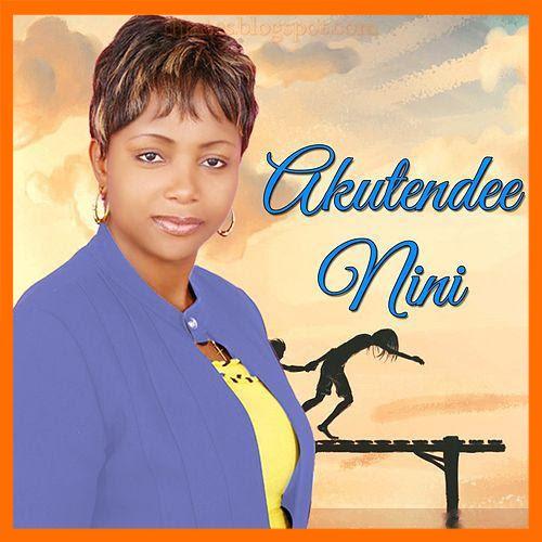 Christina Shusho - Akutendee Nini  04:08