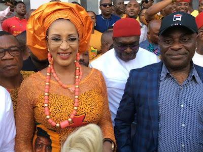 APGA's primary election was a monumental embarrassment – Bianca Ojukwu cries out, says party's existence under threat