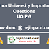 Anna University April May 2017 Important Questions Regulation 2013 UG PG Part B