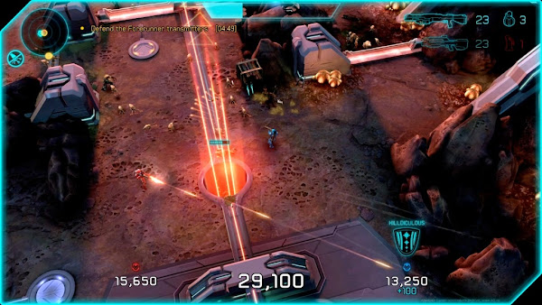 Highly Compressed Games For Free: Halo Spartan Assault (2014)