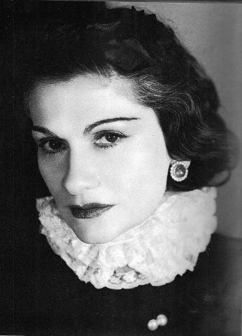 Classify French fashion designer Coco Chanel