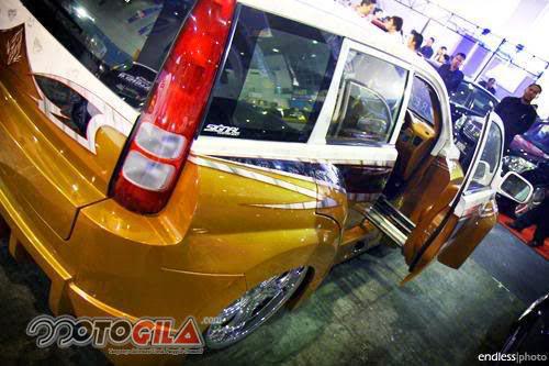 Modifikasi Honda HR V Terbaik