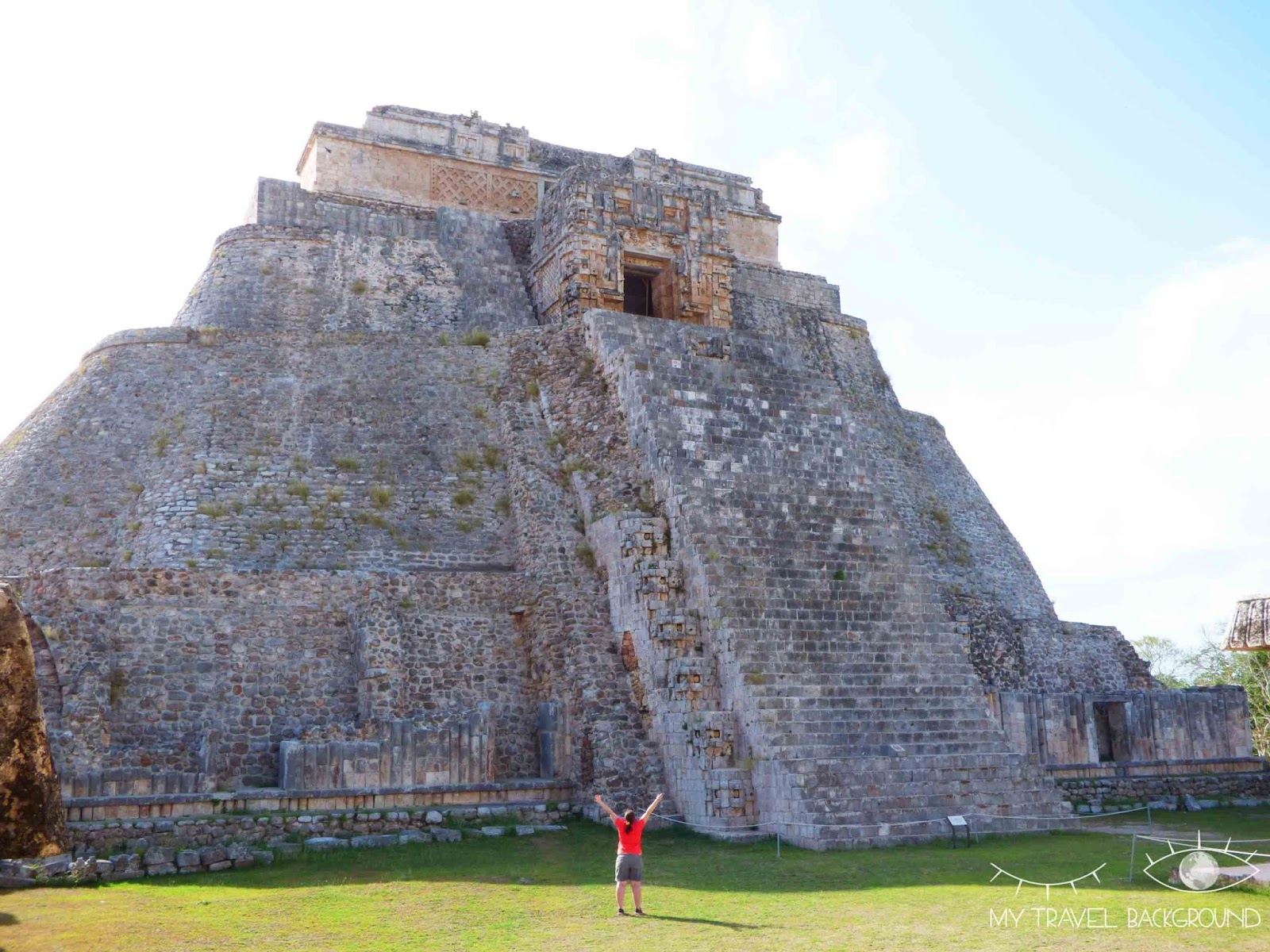 My Travel Background : Road Trip au Mexique, itinéraire et infos pratiques - Uxmal