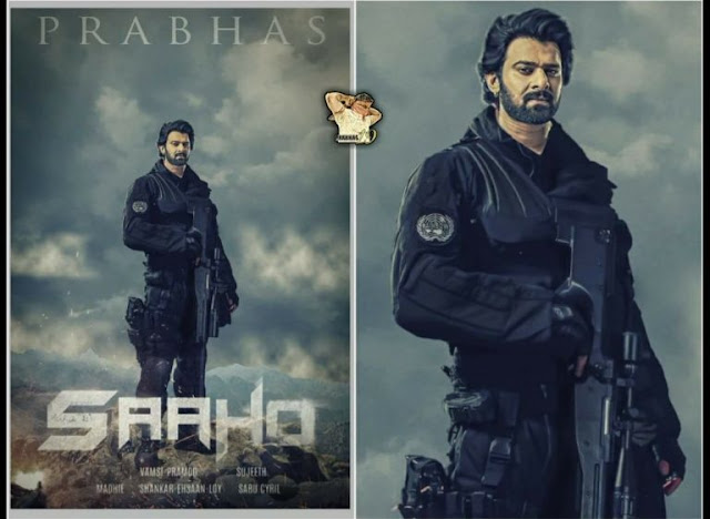 Prabhas Saaho Movies New Look HD Wallpapers
