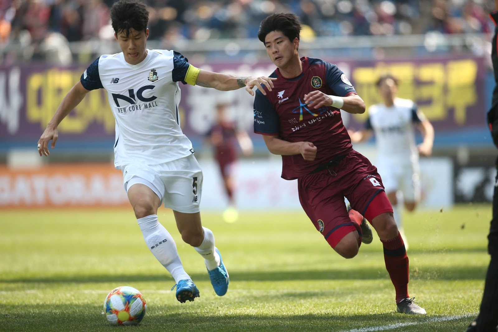 Ahn Ji-ho was prolific at keeping Daejeon at bay in round 3 of the K League 2, can Seoul E-Land get yet another clean sheet in the FA Cup?