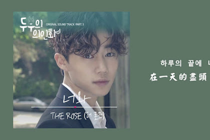 Lyrics and Video  The Rose – With You (너와) + Translation Indonesian, Korean & English