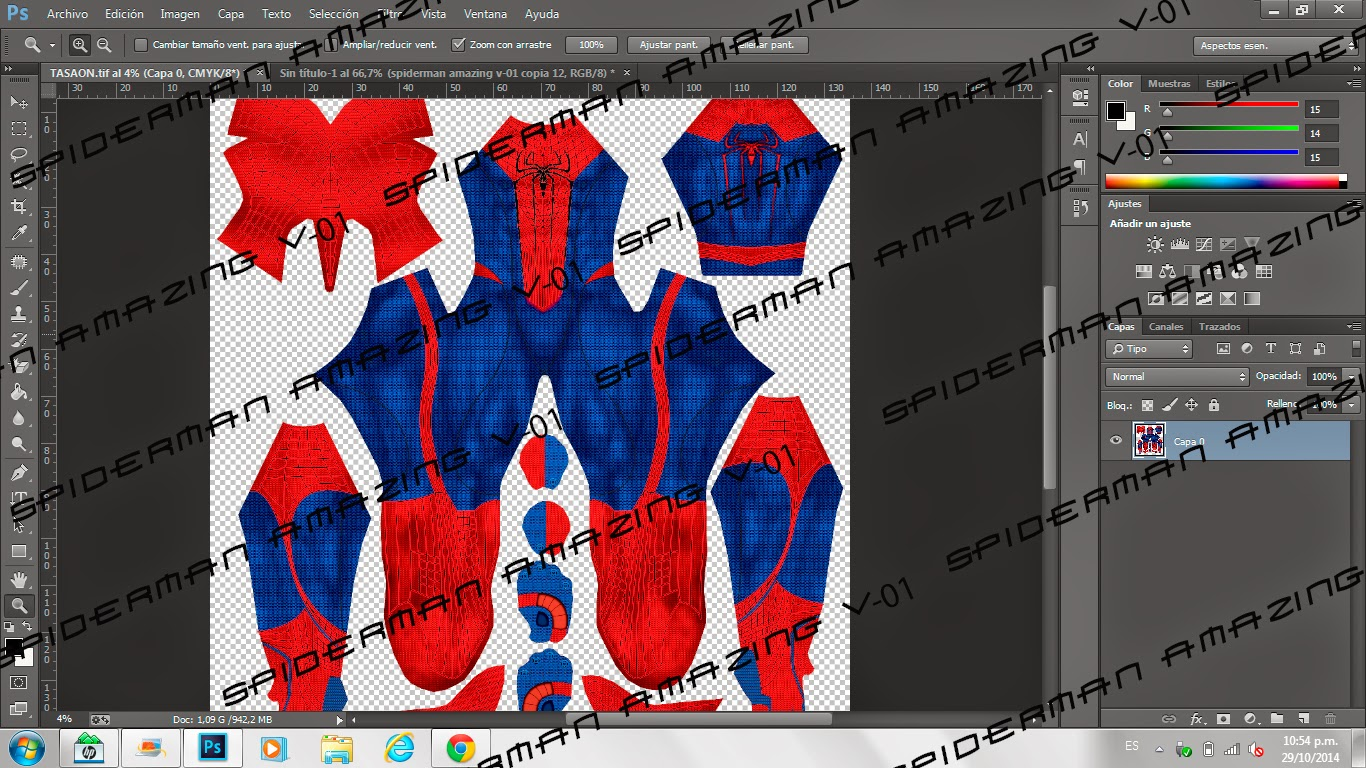 Spiderman costumes this pattern is for a medium body size it has muscle shadings for realistic look you just have to print it on a white lycra 4 way stretch cloth jeuxipadfo Images