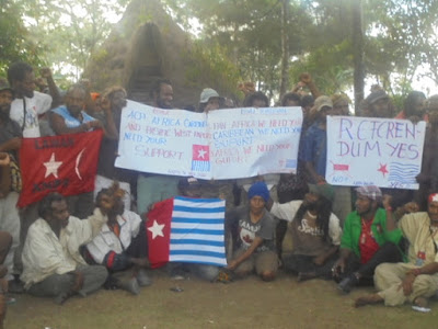 Indonesia's brutal crackdown in West Papua highlights our need for self-determination
