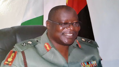 Army General dies in fatal auto crash in Yobe