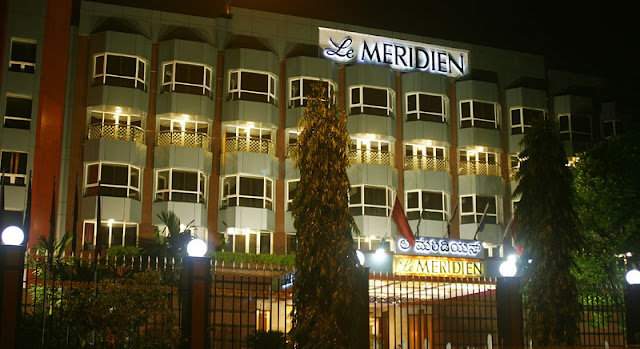 Le Meridien Hotel Bangalore/Bengaluru is one of the most preferred accommodations in Karnataka.
