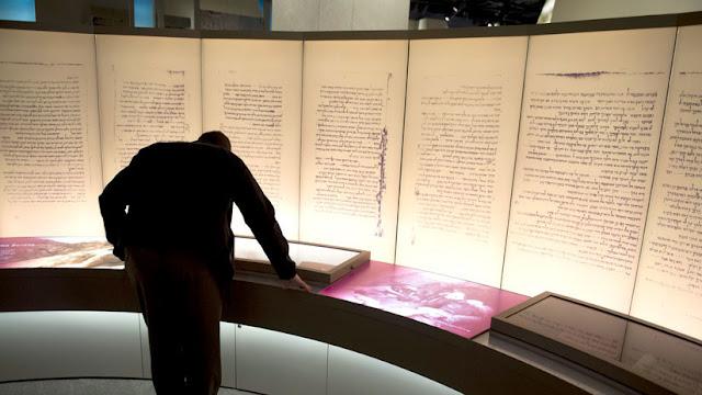 Declaran falsos 5 fragmentos de los Manuscritos del mar Muerto