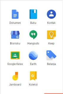 Gambar layanan google