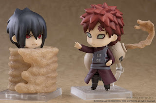 Good Smile Naruto Gaara Nendoroid figure 01