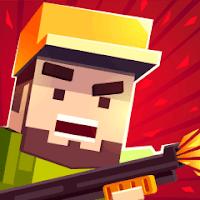 GUNZ.io Pixel Block 3D Multiplayer Pocket Arena Unlimited Money MOD APK