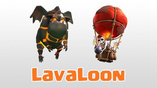 Lavaloon (Lava Hound + Balloon)