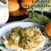 THE BEST TURKEY MEATBALLS WITH HERBED GRAVY