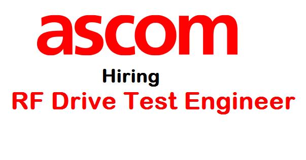 Telecom Hub RF Drive Test Engineer 3G Network