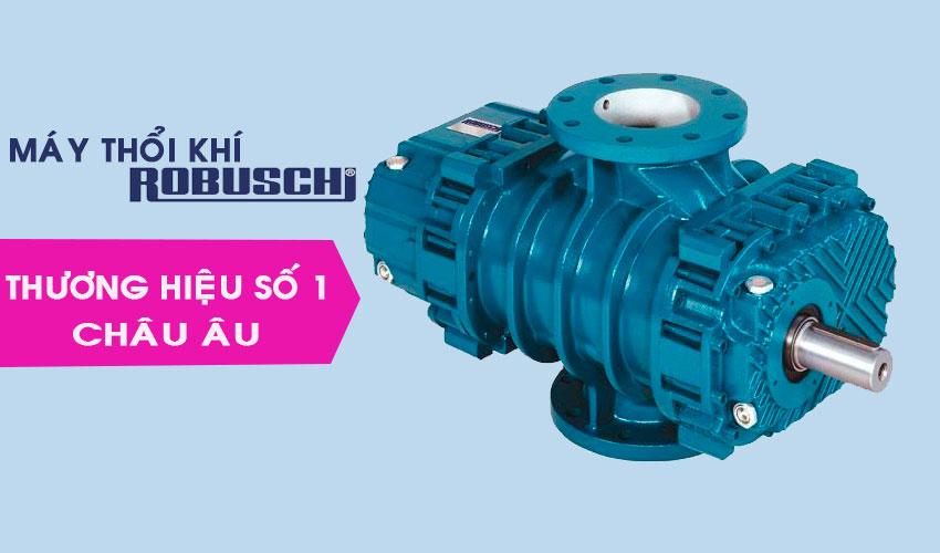Robuschi blower, máy thổi khí robuschi