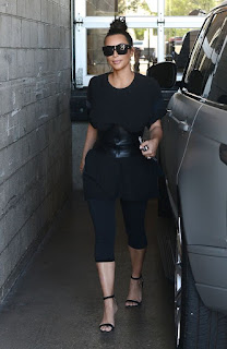 , Kim and Khloe Kardashian step out in Los Angeles looking gorgeous after Taylor Swift drama, Latest Nigeria News, Daily Devotionals & Celebrity Gossips - Chidispalace