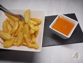 Patatas Bravas a mi  Manera