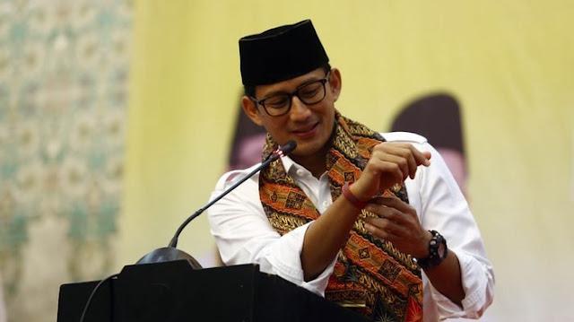 Nangis-nangis Dah! Sandiaga Uno Cabut Subsidi Transjakarta, Alasannya Bikin 'Nyengir Kuda'......