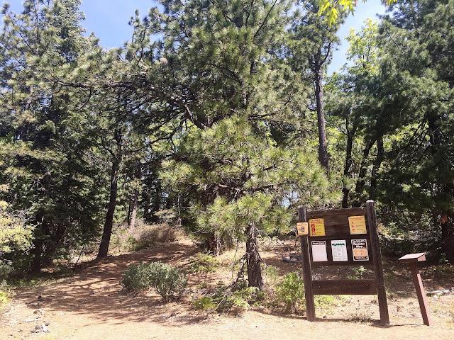 Summit Springs Trailhead