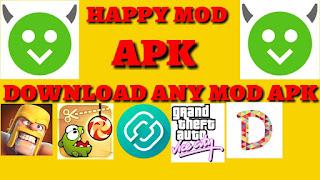 تحميل متجر happy mod للتطبيقات و الالعاب المعدلة اخر اصدار