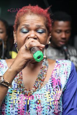 Photos: Gloria Ibru And Friends Rock V.I
