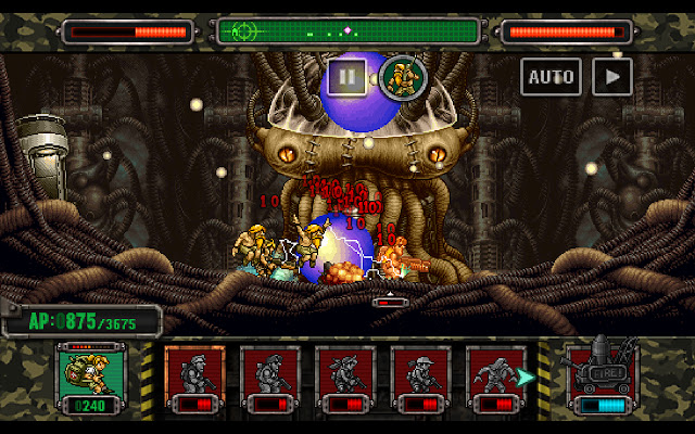 METAL SLUG ATTACK APK MOD Unlimited Money