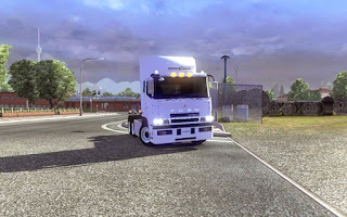 mod euro truck simulator 2 indonesia
