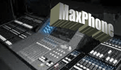 Radio MaxPhone Electronic Satelital
