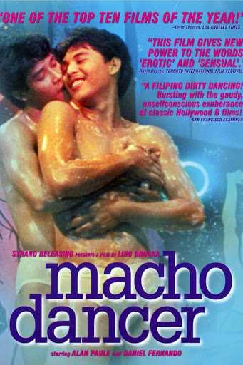 """VER ONLINE Y DESCARGAR PELICULA """"Macho Dancer"""""""