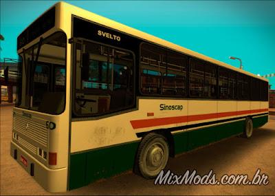 mod ônibus brasileiro de rio grande do sul para gta sa