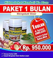 Obat Ambeien Herbal Alami yang Ampuh