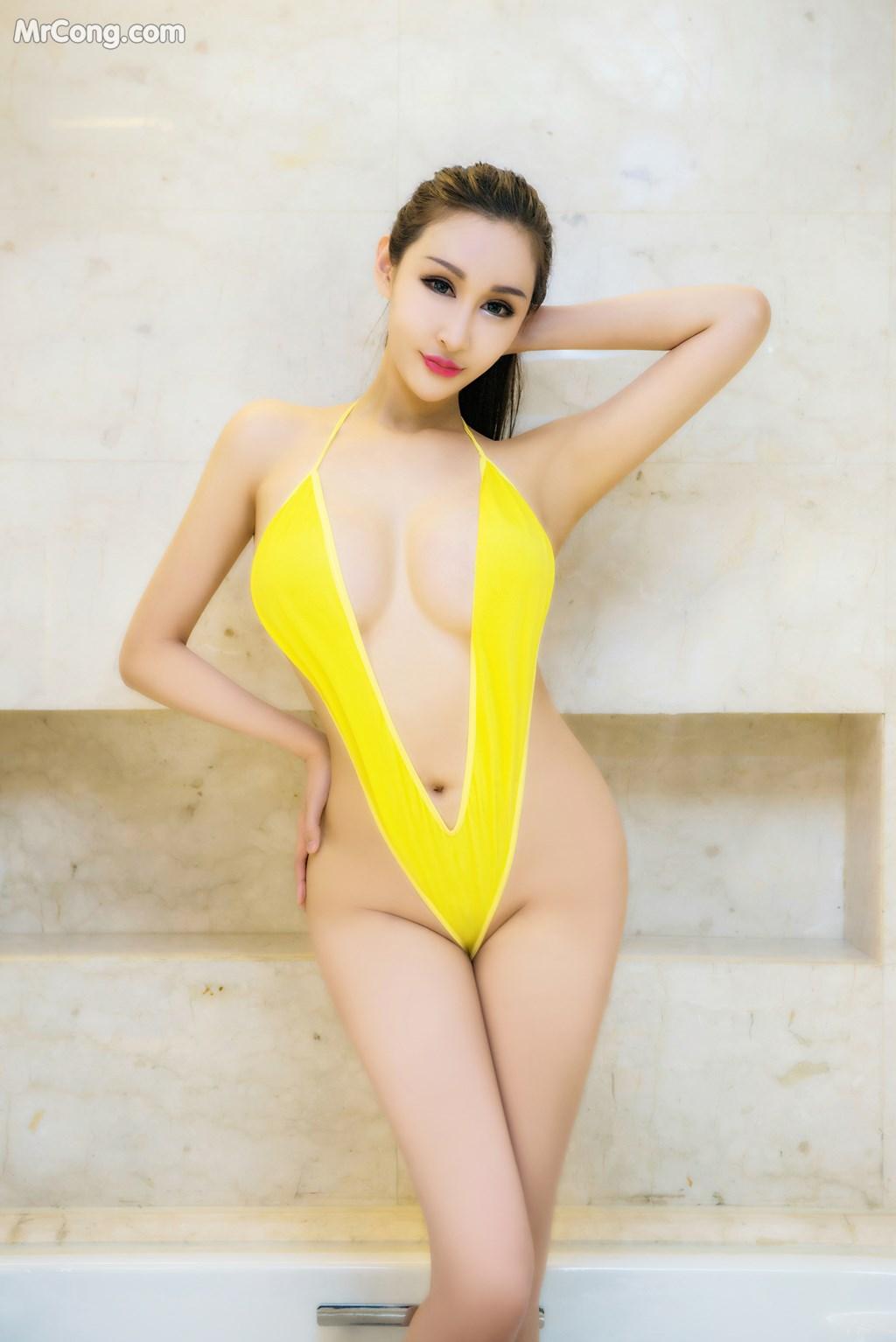 Image SLADY-2017-06-29-No.015-Man-Su-La-Na-MrCong.com-001 in post SLADY 2017-06-29 No.015: Người mẫu Man Su La Na (曼苏拉娜) (49 ảnh)