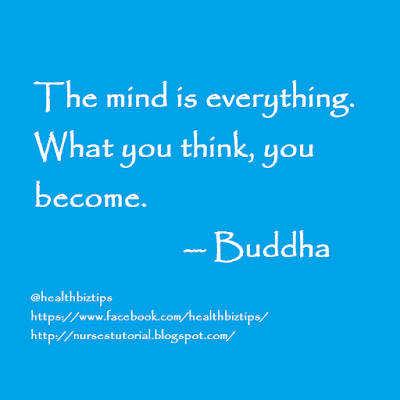 The mind is everything. What you think, you become.   -- Buddha