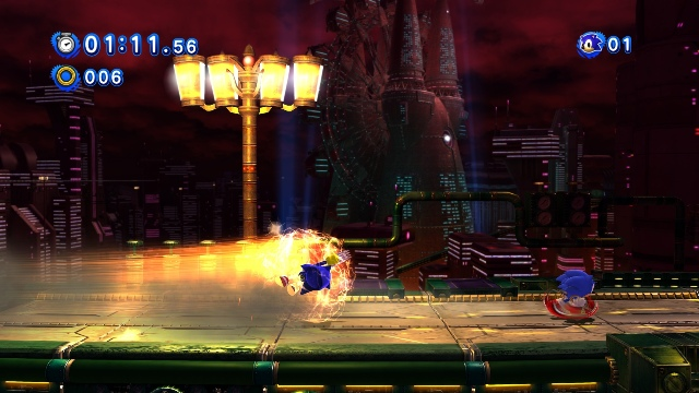 Download Sonic Generations PC Gameplay