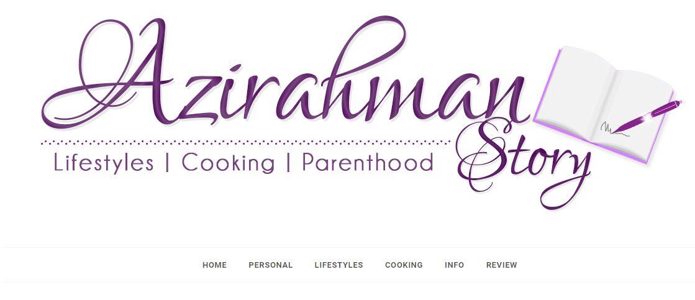 Wajah Baru Blog AzirahmanDotCom
