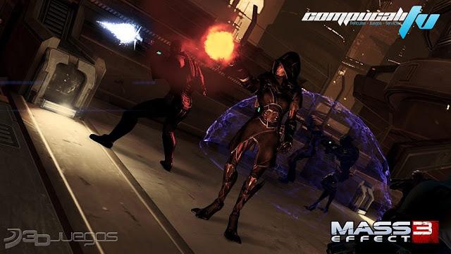 Expansion Omega DLC para Mass Effect 3 Juego para PC