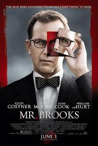 Mr. Brooks Poster