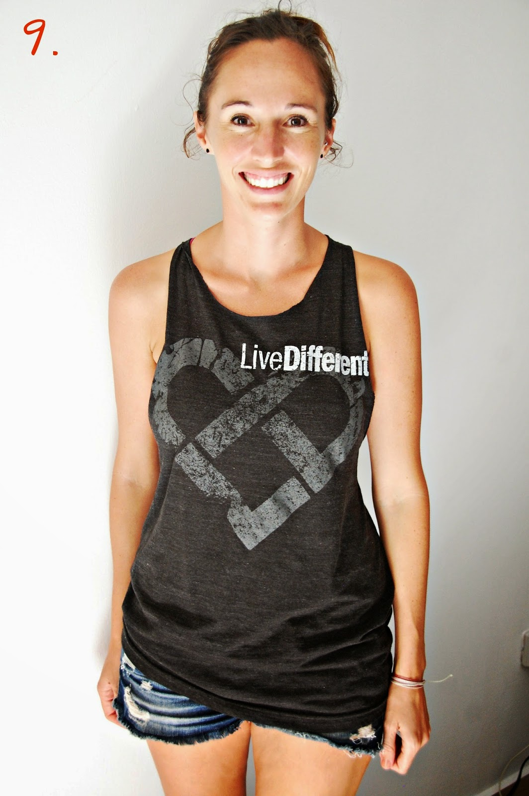 T Shirt to Tank Top: DIY Fashion On The Cheap - It's A ...