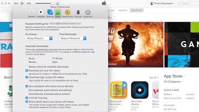 Save Space Mac