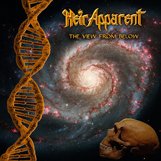 "Το lyric video των Heir Apparent για το ""Synthetic Lies"" από το album ""The View From Below"""