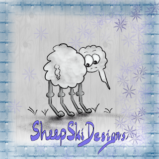 sheep ski designs
